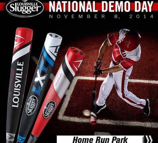2015 Louisville Slugger Bat Demo Day Coming To Home Run Park