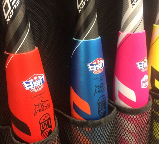 2015 Worth Slowpitch Softball Bats Sneak Peek